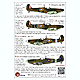 1/48 Mk II Spitfires UK Based 1940-42 Decals