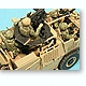 1/35 Modern UK Jackal-2/Coyote Crew Set (4 Figures F63,F64,F66,F67)