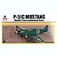 1/48 P-51C Mustang Bendix Transcontinental Race