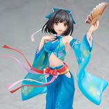 1/7 THE IDOLM@STER Cinderella Girls: Kako Takafuji Talented Lady of Luck Ver. PVC