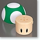 Super Mario Salt & pepper Putting (1up Mushroom)