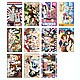 K-On! The Movie Metallic Plate 1 Box 12pcs