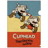 Cuphead: A4 Clear Folder 2