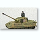 1/72 King Tiger 501th Division