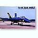 1/144 F/A-18A Blue Angels (3pcs)