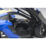 1/18 McLaren P1 GTR (Blue/Yellow)