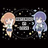 Asteroid in Love: T-shirt [Mira & Ao] L Size