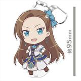 My Next Life as a Villainess: All Routes Lead to Doom!: Puni Colle! Keychain (with Stand)Catarina Claes