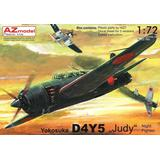 1/72 Yokosuka D4Y5 Judy Night Fighter