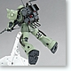 1/100 Master Grade MS-06F Zaku Minelayer
