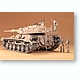 1/35 EFGF M61A5 Main Battle Tank