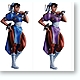 Chozoukei Damashii Street Fighter IV: 1 Box (9pcs)