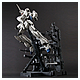 1/100 MG Unicorn Gundam HD Color + MS Cage