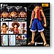 1/8 MG Figurerise Monkey D Luffy