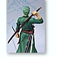 Figuarts Zero Roronoa Zoro (New World Ver.)