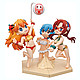 C-style Petite Evangelion Summer! Swimsuit! Ver.: 1 Box (9pcs)