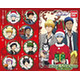Kuroko Capsule Can Badge Collection Winter: 1 Box (10pcs)