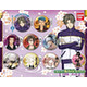 Touken Ranbu Capsule Badge Collection #4 1 Box 10pcs