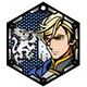 Character Stand Plate: McGillis Fareed