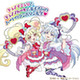 Hugtto! PreCure: Let's Dance Together Melody Tambourine Cure Macherie & Cure Amour Ver.