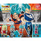 Dragon Ball Super: Ultimate Deformed Mascot The Best Vol.25 1 Box 10pcs