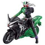 RKF Legend Rider Series Kamen Rider Double Cyclone Joker & Hard Boyder