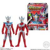 Sofbi Hero Ultraman Showdown Set Ultraman Taiga Appearance Arc: 1 Box (12pcs)