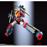 Chogokin Damashii GX-84 Invincible Super Man Zambot 3 F.A.