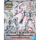 SD Gundam Cross Silhouette: Silhouette Booster (White)