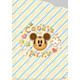 Writing Clear Folder Disney Cookie Art