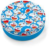 Chara Memo Can (Character Memo Pad & Tin Box) Doraemon Sprinkle Pattern