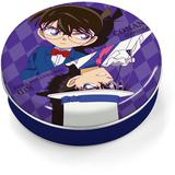 Chara Memo Can (Character Memo Pad & Tin Box) Detective Conan: Conan & Phantom Thief Kid Blue