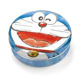 Chara Memo Can (Character Memo Pad & Tin Box) Doraemon Watercolor Face