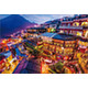 Luminescent Jigsaw Puzzle: Glowing Jiufen 300pcs (38cm x 26cm)