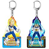 Dragon Ball Super: Changing Acrylic Keychain Vegeta