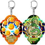 Dragon Ball Super: Changing Acrylic Keychain Shenron