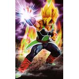 Dragon Ball Z: Famous Lower-level Warrior Bardock