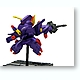 SD Gundam G Generation Wars Collection Figure #3: Zanspine