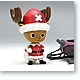 Dragon Ball x One Piece: B Chopper Santa & Sled