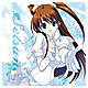 White Album 2 Introductory Chapter Mini Cushion: Setsuna
