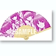Angel Beats! Folding Fan (Yuri)