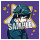 Utano Prince Sama Maji Love 1000% Mini Cushion (Tokiya Ichinose)