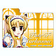 Character Deck Case Collection MAX Nanoha ViVid (Fate T Harlaown)