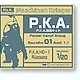 1/20 P.K.A. Update Kit (P.K.A. Rustsatz) for Hornisse