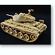 1/35 US Light Tank M-24 Chaffee (Early Prod.) w/Crew (NW Europe 1945-45)