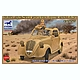1/35 Italian Light Staff Car (Open Top) w/Crew Libya