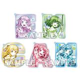 BanG Dream! Girls Band Party!: Trading Initial Acrylic Keychain Pastel Palettes 1 Box 10pcs