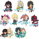 Toys Works Collection 2.5Mu! Tales of Berseria: 1 Box (10pcs)