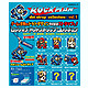 Rockman Dot.Strap Collection Vol. 1: 1 Box (8pcs)