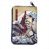 Monster Hunter: Ukiyo-e Pouch: Rathalos & Rathian x Fugaku